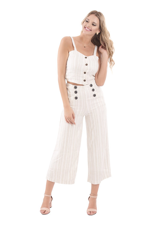 ALICE STRIPPED PANTS
