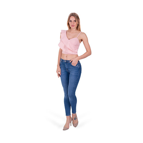 ALEXA SKINNY DENIM CRUSH