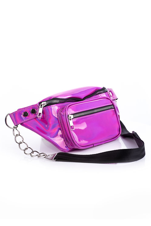 SHOW THEM WHAT YOU GOT FANNY PACK- PINK