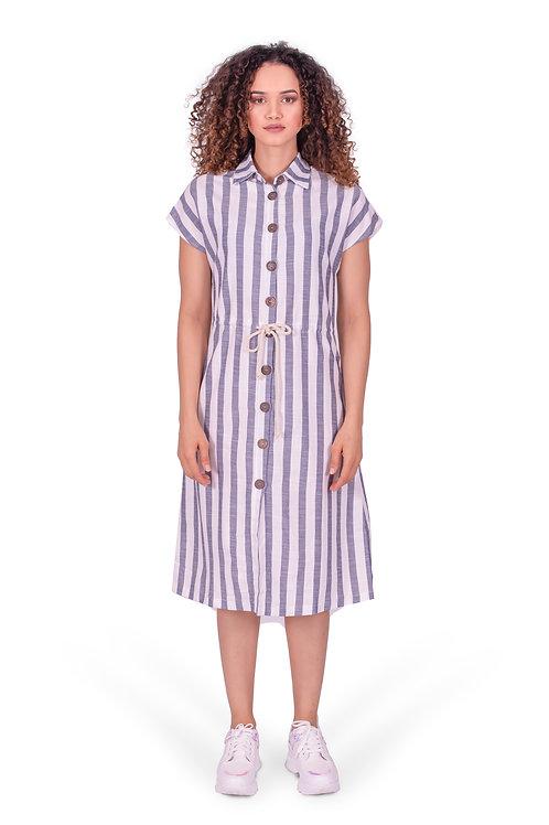 HARPER  MID-CALF DRESS