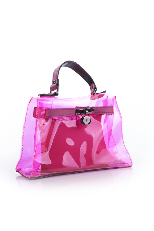 CAN'T GET MY HANDS OFF OF YOU BAG- PINK