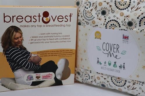 Breastfeeding clothes bundle