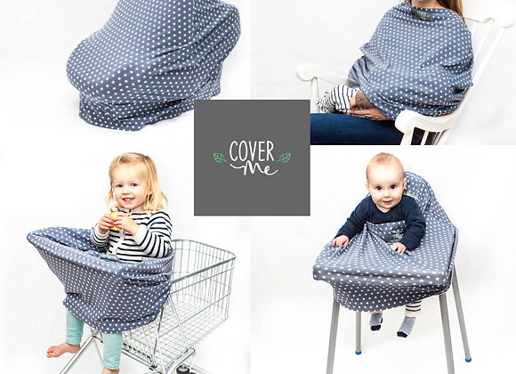 CovermeBaby Multi use cover