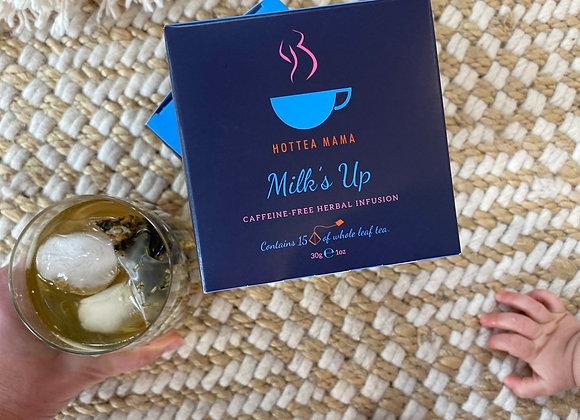 HotTea Mama Milk's up Tea