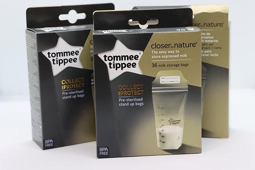 Tommee Tippee Breast Milk Storage Bags
