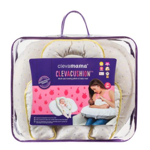 ClevaCushion Nursing Pillow & Baby Nest