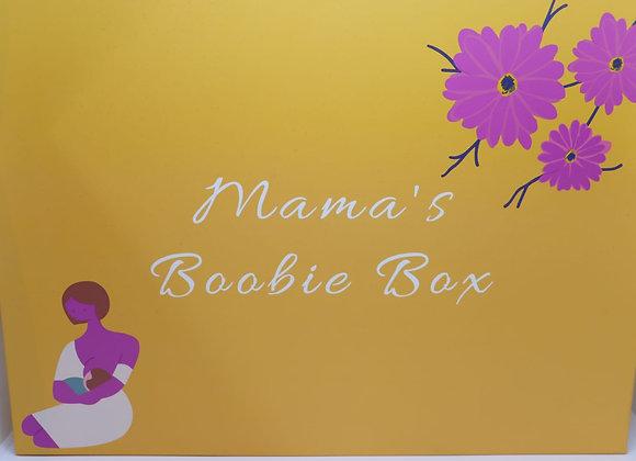 Mama's Boobie Box-Breast Care