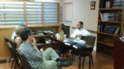 Adult Ed with Rabbi Yogi