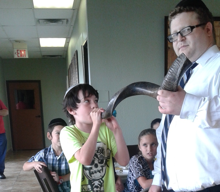 Fun with the Shofar