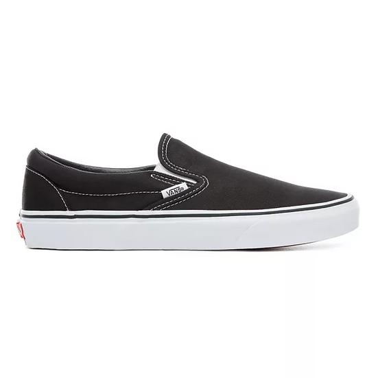 Vans Classic Slip-on Black/True White
