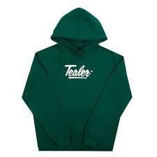 Tealer Hoodie Label