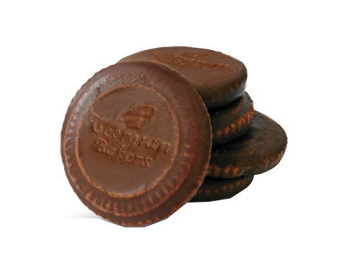 მედალიონი შოკოლადში