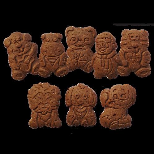 შოკოლადის ნამცხვარი ზოოპარკი