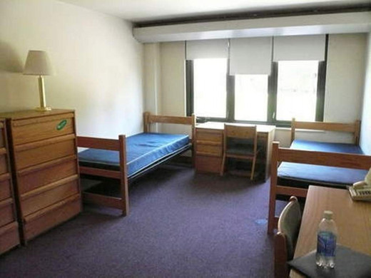 Example Dorm Room