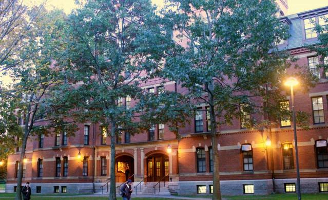 Dorms @ Harvard