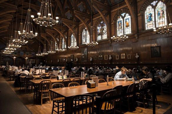 Harvard Canteen