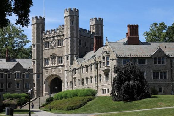 Princeton Dorms