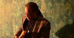 Guitarist Myke Ross