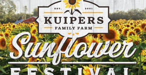 TRENDING EVENT | Enjoy a Sunflower Experience In Maple Park
