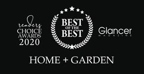 HOME + GARDEN | 2020 Best of the Best Winners
