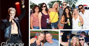 SCENE AROUND SUBURBIA   Billy Idol Rocks Ribfest's Main Stage (July 3)