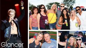 SCENE AROUND SUBURBIA | Billy Idol Rocks Ribfest's Main Stage (July 3)