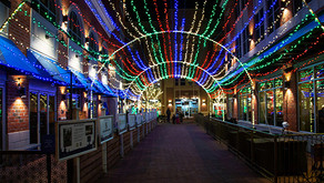 MERRY & BRIGHT | NaperLights Bigger and Brighter in Downtown Naperville