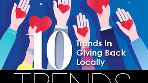 10 TRENDS | In Giving Back Locally