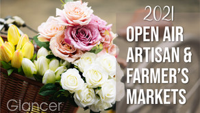 OUTDOOR ARTISAN & FARMER'S MARKETS | 2021 Spring & Summer Guide
