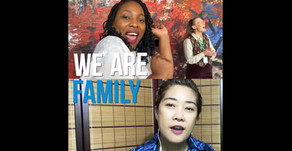 """WE ARE FAMILY 