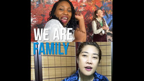 "WE ARE FAMILY | Be Part of the Re-Recorded Unity Anthem ""We Are Family"" with Sister Sledge & More"