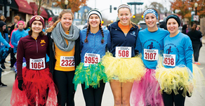 TO GIVE, TO INSPIRE | Race for a Cause this Holiday Season