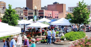 AURORA FARMER'S MARKET | Held Saturdays In Downtown Aurora, Face Masks Required