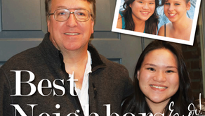 BEST NEIGHBORS EVER | Naperville Family Grateful for their Lifesaving Neighbor, Michelle To