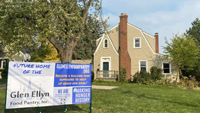 HELPING THE HUNGRY | Glen Ellyn Food Pantry Meets Campaign Goal for New Home