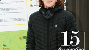 15 FASCINATING FACES OF THE YEAR   Jeremie Bacon of Lemont
