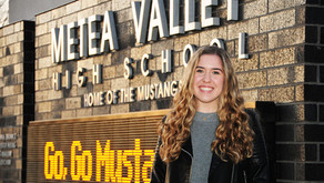 15 FASCINATING FACES OF 2019 | Sophia Cuculich of Naperville