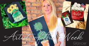 ARTIST OF THE WEEK | Sara Brunetti of St. Charles