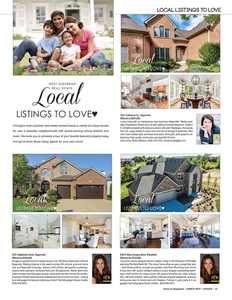 March 2019, Local Listings to Love, Glancer Magazine