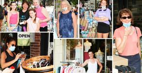 SCENE AROUND SUBURBIA   Glen Ellyn Sidewalk Sale (July 2020)