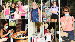 SCENE AROUND SUBURBIA | Glen Ellyn Sidewalk Sale (July 2020)