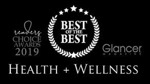 HEALTH + WELLNESS   2019 Best of the Best Winners