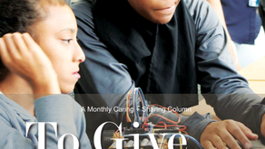 TO GIVE, TO INSPIRE | Local Non Profit Organization In Downers Grove, Creating I/T Futures