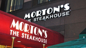 RESTAURANT CLOSURE | Morton's Steakhouse on State Street to Close Permanently Due to Pandemic