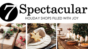 7 SPECTACULAR | Holiday Shops Filled with Joy