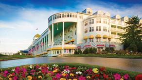 TRENDY TRAVELER   Grand Hotel on Michigan's Mackinac Island