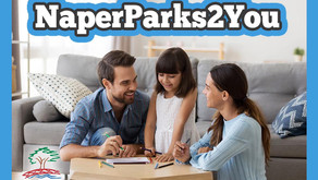 NEW WEB PAGE | NaperParks2You Is New Naperville Park District's Website