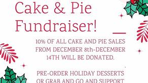 CARING + SHARING   Kimmer's Cake & Pie Fundraiser St. Charles