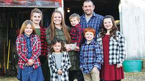 THE MCELROY FAMILY | Fabulous & Faith-Inspired In Kendall County