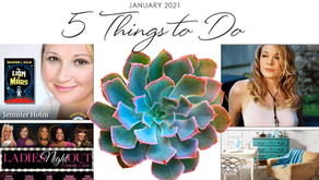 5 THINGS TO DO | Attend a Virtual Author Event, See Leann Rimes LIVE, Enjoy Ladies' Night Out & More